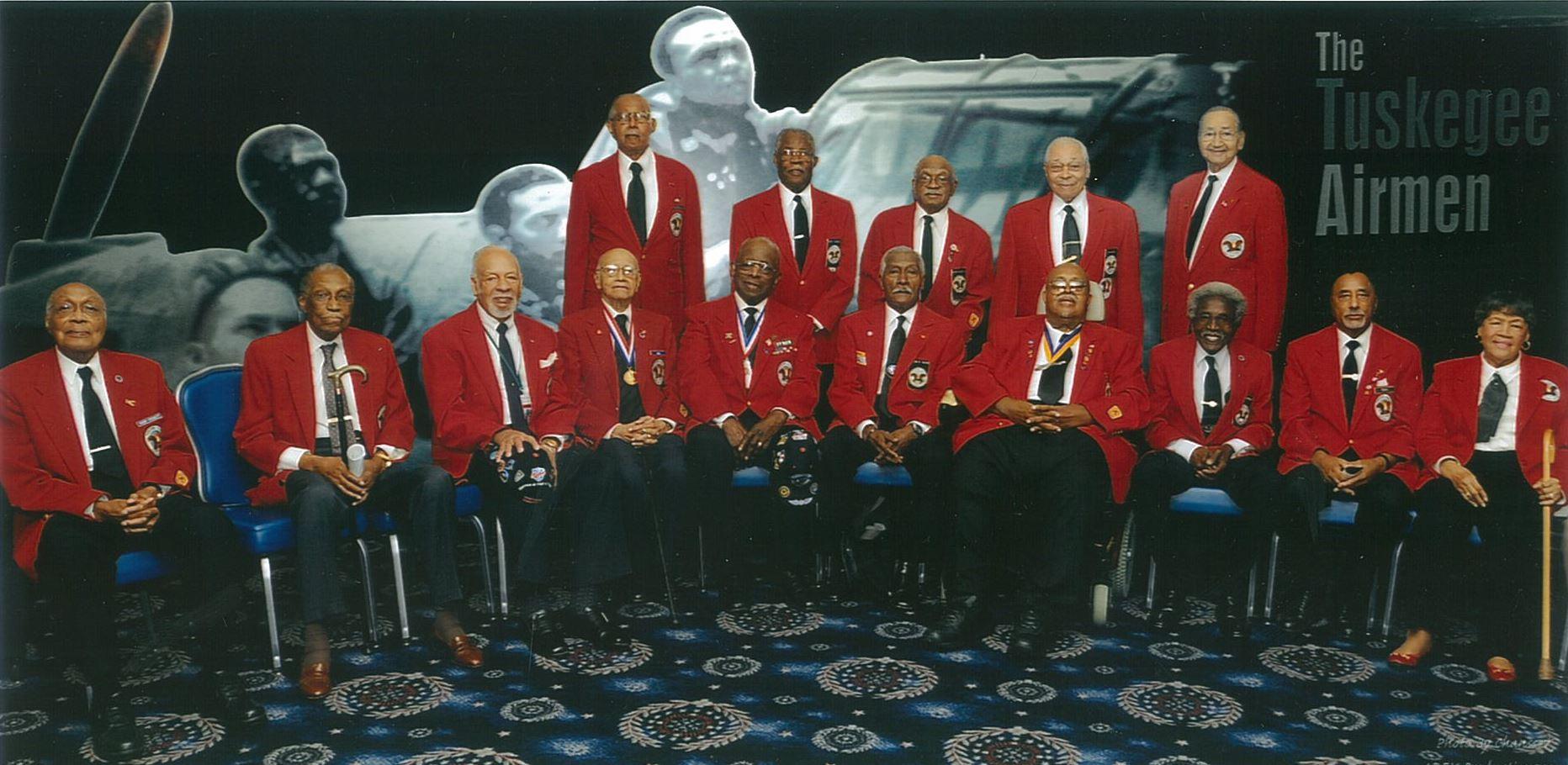 Martin Sheet Metal >> ECCTAI - Documented Original Tuskegee Airmen